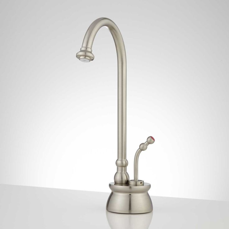 34 best Sinks and faucets images on Pinterest   Hot water dispensers ...