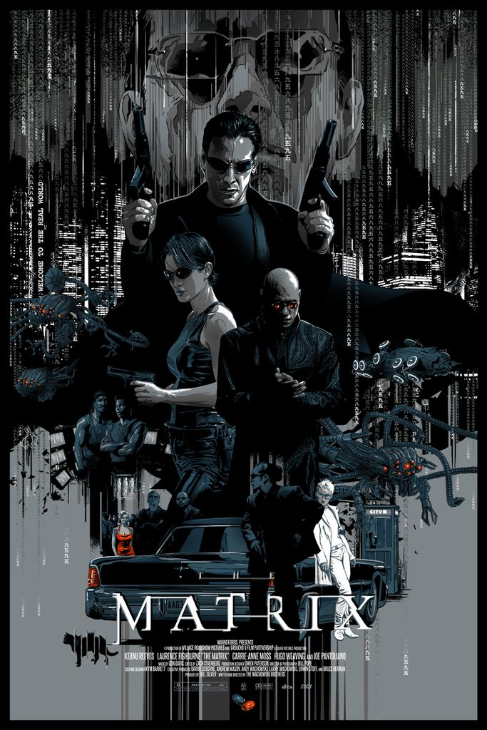Matrix - Vance Kelly - ''Guns. Lots of Guns'' ----