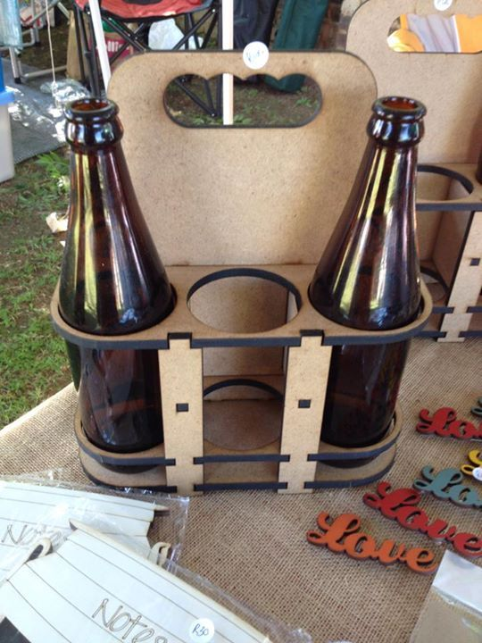 Craft beer holders. Perfect as a gift!