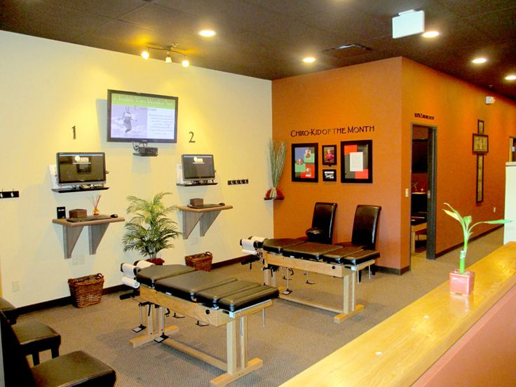 61 best Exam/Adjusting/Treatment Rooms images on Pinterest ...