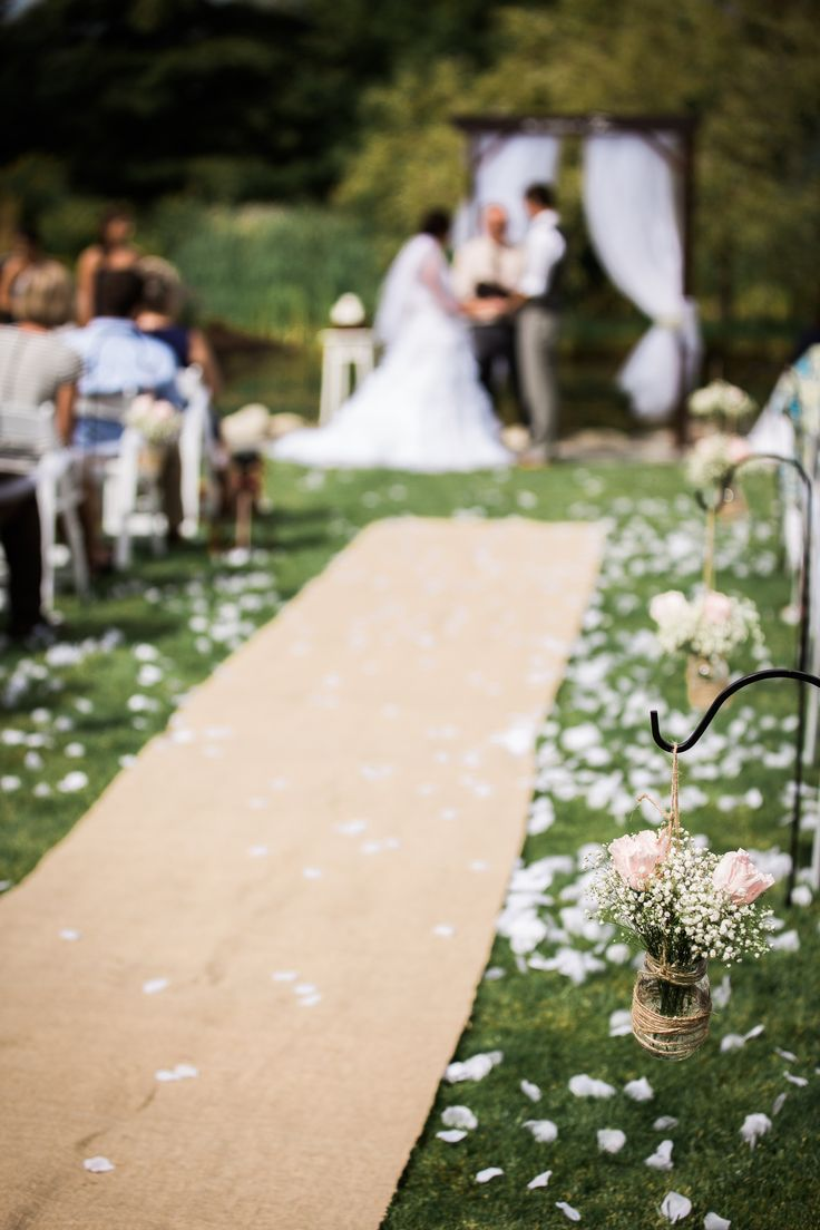 How to have your wedding on a budget