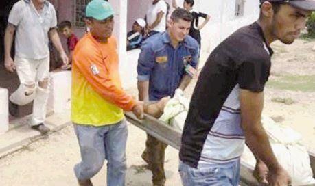 Cuádruple homicidio sacude a La Ceiba, Trujillo -  Al obrero de finca Marlon Benítez lo estaban buscando. Esta certeza está en el radar de los detectives del Cuerpo de Investigaciones Científicas, Penales y Criminalísticas (Cicpc) que investigan su homicidio y el de dos adolescentes. El lunes en la madrugada, Benítez estaba en el bar Brisas del... - https://notiespartano.com/2017/12/07/cuadruple-homicidio-sacude-la-ceiba-trujillo/