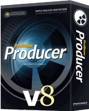 Computer Wizard Guide: Download ProShow Producer 8 full Key - Software to create videos from pictures beautiful