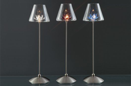 Harco Loor - Harco Loor Flower Table Lamp   Table & Desk Lamps   Darklight Design   Lighting Design & Supply