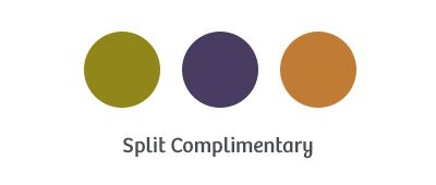 1000 images about colour split complementary on - Split complementary colors definition ...
