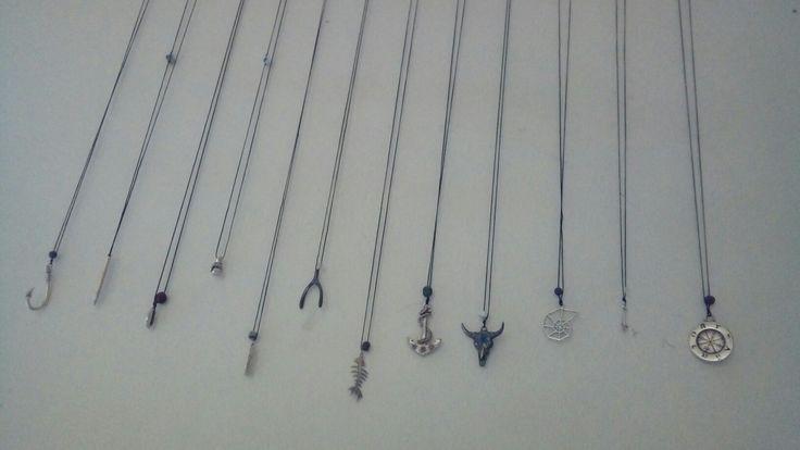 Handmade necklaces vol.2