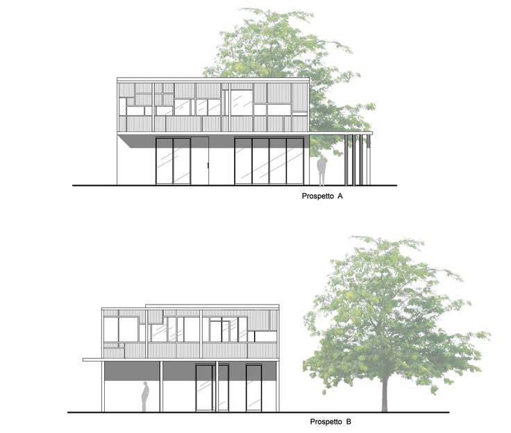 chinese house ARCHITETTURA ARCHITECTURE SECTION