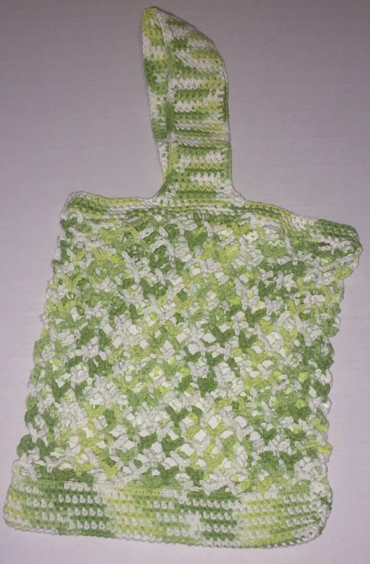A personal favorite from my Etsy shop https://www.etsy.com/ca/listing/581638076/reusable-grocery-bag-mesh-market-bag