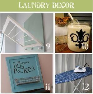Neat Laundry Room Ideas By Marissa