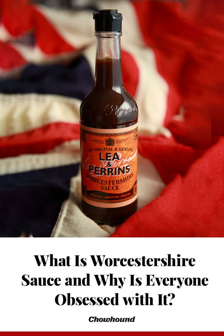 What Is Worcestershire Sauce, Anyway?  Food history