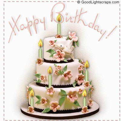 Glitter Birthday Wishes | cloud happy birthday araceli congratulations on your birthday blue i ...