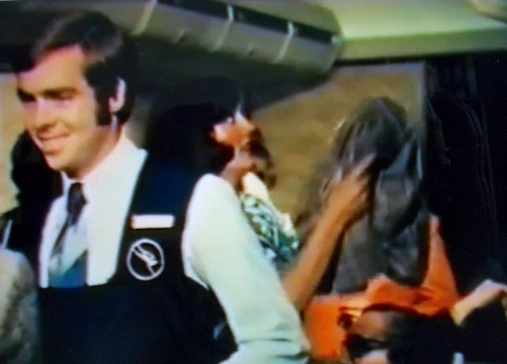 """Jenny Charles in a video 1975 """"QF2 on a Dover Three One"""""""