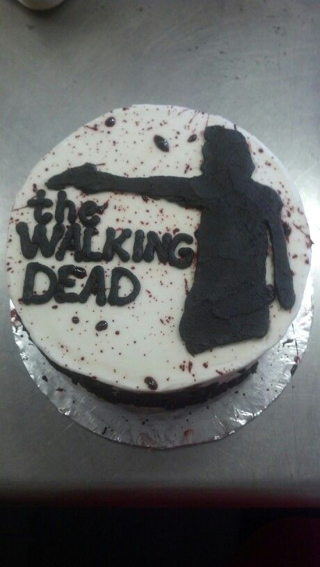 walking dead birthday cake 25 best ideas about walking dead birthday on 8345