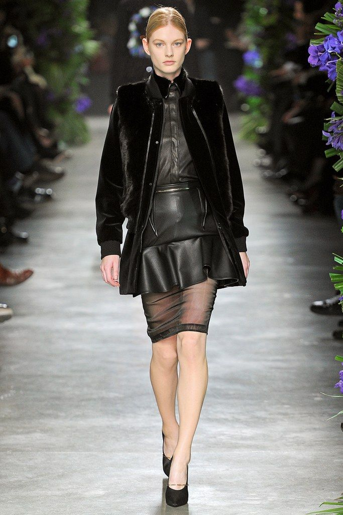 Givenchy Fall 2011 Ready to Wear Collection Photos   Vogue