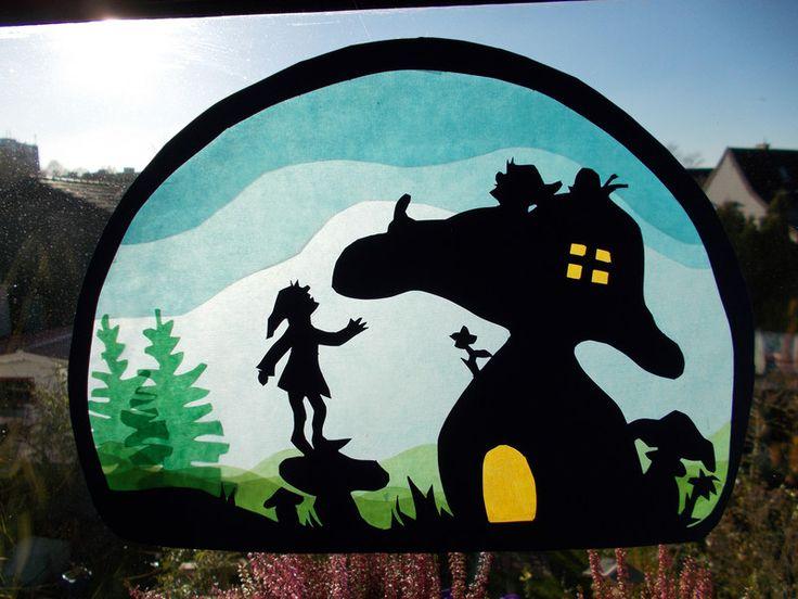 Waldorf Transparentbild von Puppenprofi auf DaWanda.com
