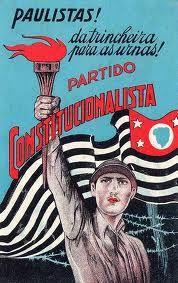 Cartaz - Eleição - Partido Constituinte