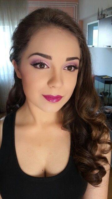 Mariah Carey makeup