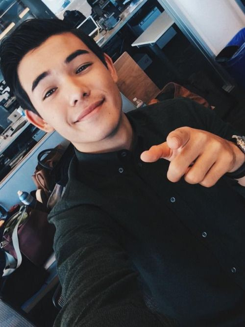 Ryan Potter are you pointing me?