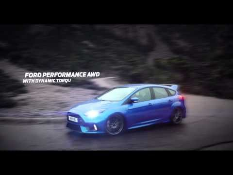 Ford Performance - Ford focus RS 2015