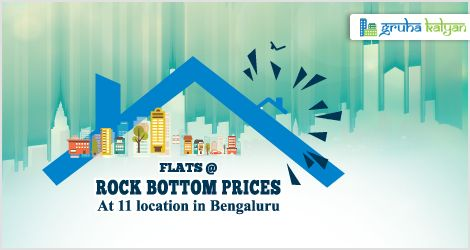 GruhaKalyan Flats/Apartments At Rock Bottom Prices Around 11 Location in Bangalore, Call: 7338667104 , 7338667134, 7338667106, 7338667119.