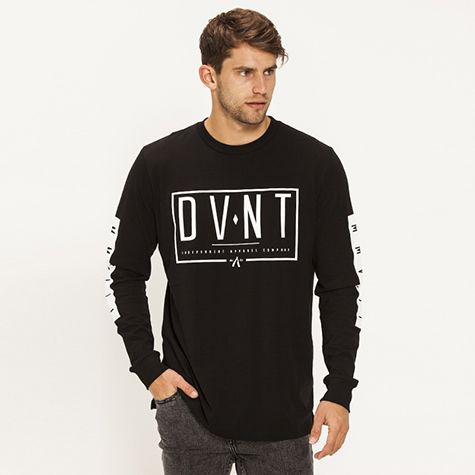 Image for Dvnt Clothing Esquire Long Sleeve T-Shirt from City Beach Australia