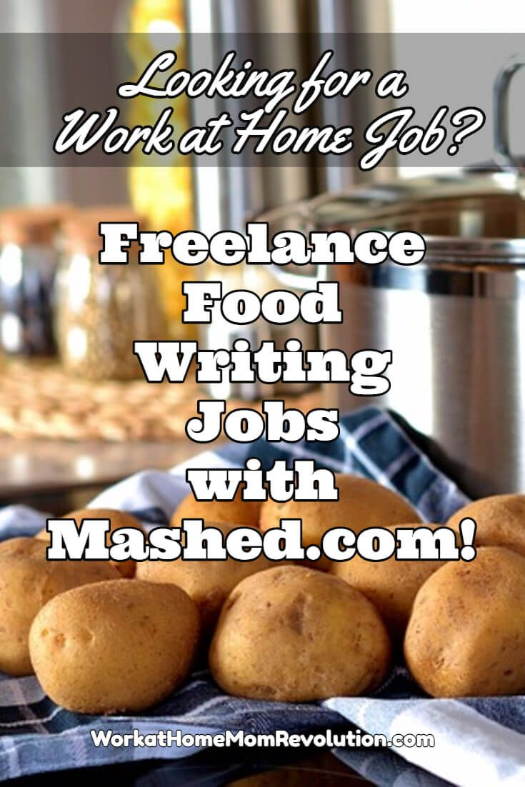 best images about work from home ideas work from mashed com is seeking lance food writers to join its team contract work at