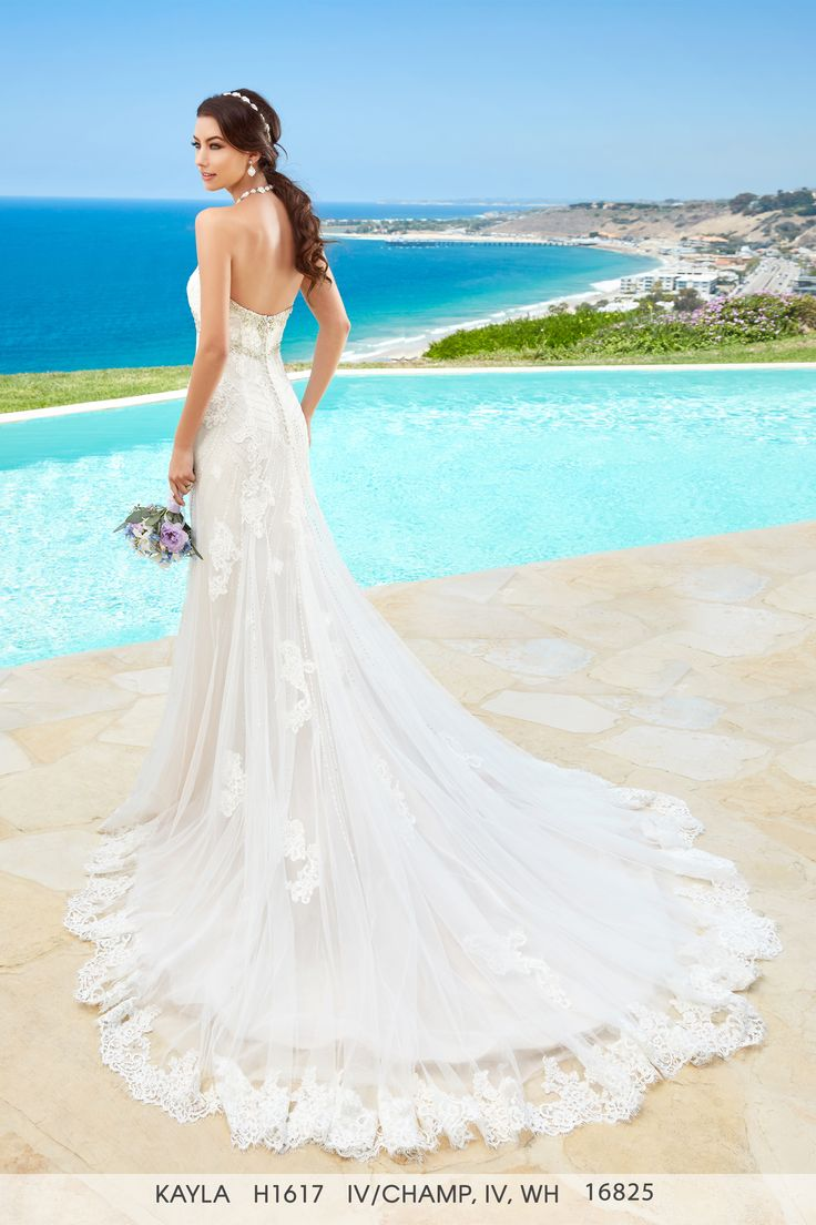 19 best Kittychen Couture low back wedding dresses images on ...