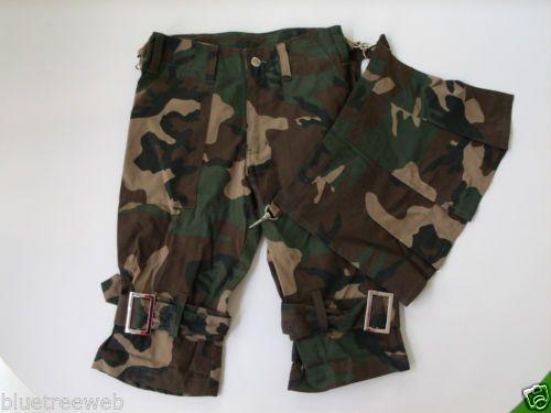Pantaloni militari da donna con sopragonna taglia 28 US military trousers in Abbigliamento e accessori, Donna: Abbigliamento, Shorts, bermuda e salopette | eBay