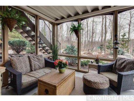 8645 Sherwood Blf  Eden Prairie  MN 55347  Garden LevelsOutdoor Living  Best 20  Outdoor screen room ideas on Pinterest   Outdoor rooms  . Eden Outdoor Living Round Rock. Home Design Ideas