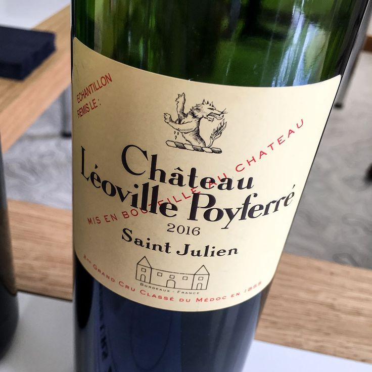 2016 Chateau Leoville-Poyferre St Julien Bordeaux France.  A second growth estate where value is almost always present but quality can waver year by year if being judged by scores. We are huge fans of the elegant style and silky tannins but this is not necessarily the opinion shared by all of the major critics.  Richly aromatic with incredible purity of fruit. The tannins are silky and the finish. An exciting wine that speaks of its origin…