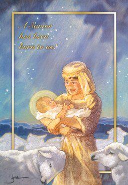 A Savior is Born Christmas Cards by Joni Eareckson Tada