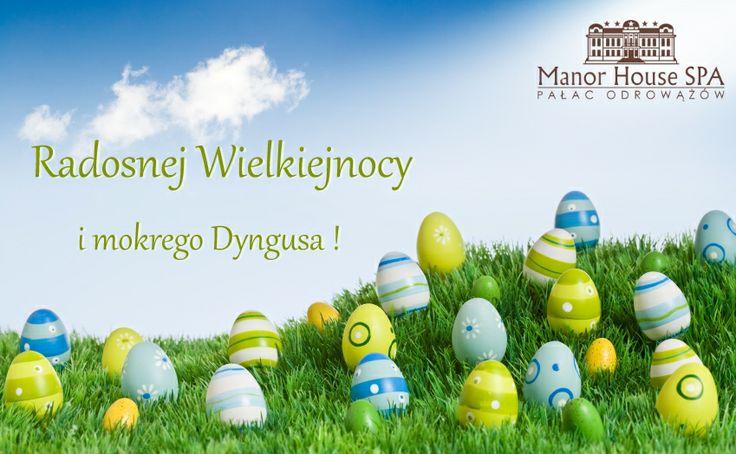 Wszystkim naszym Gościom, Kooperantom i Pracownikom życzymy wspaniałych, ciepłych, radosnych i rodzinnych Świąt Wielkanocnych :)