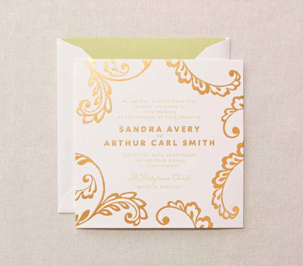 New William Arthur Invitations | Available At Salutations