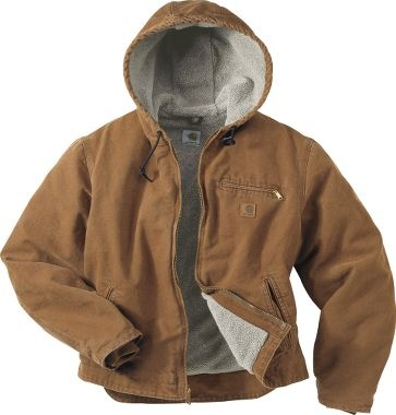 Cabela's: Carhartt® Sierra Hooded Work Jacket – Regular; possibly the boyfriends christmas present.