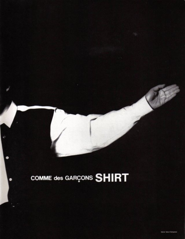 CDG shirts
