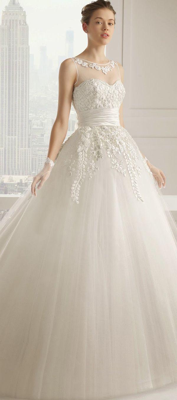 Bridal dress, vestido de novia