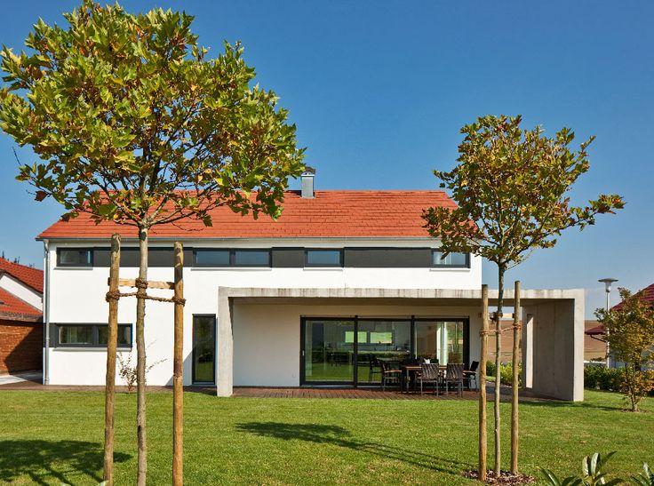 21 best Pultdachhaus images on Pinterest Building homes, Gable - bien zenker haus