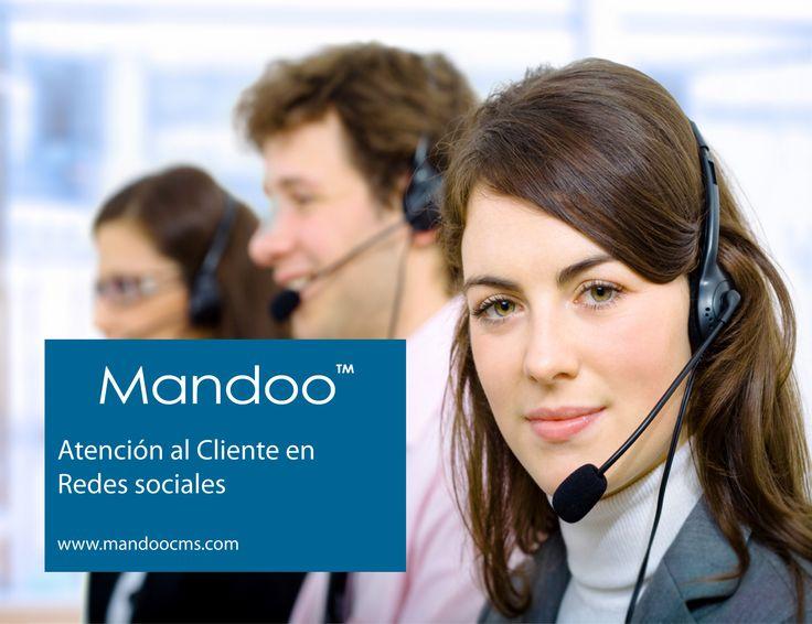 Atención al cliente en las redes sociales | http://blog.mandoocms.com/2013/08/27/atencion-al-cliente/