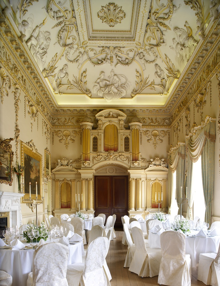 The Gold Salon at Carton House 86