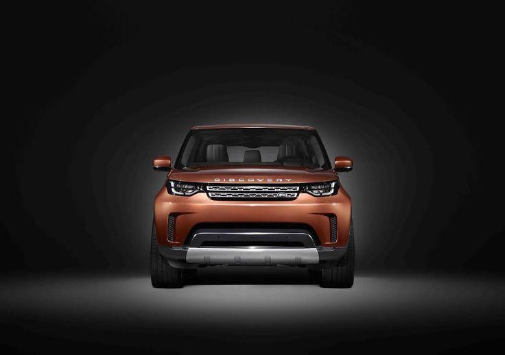 Land Rover develó el nuevo SUV Discovery | Naves 4x4