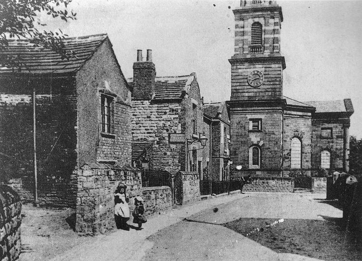Photo Project - T.E.G Horbury 1900 to 2013 Tithe Barn Street