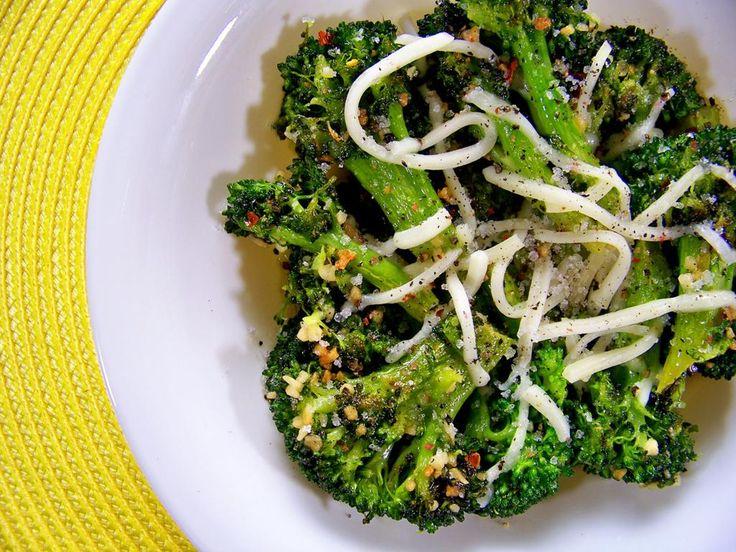 Un Contorno dal #Lazio: Broccoli Strascinati