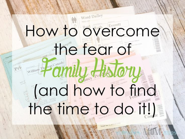 how to find the history of your home