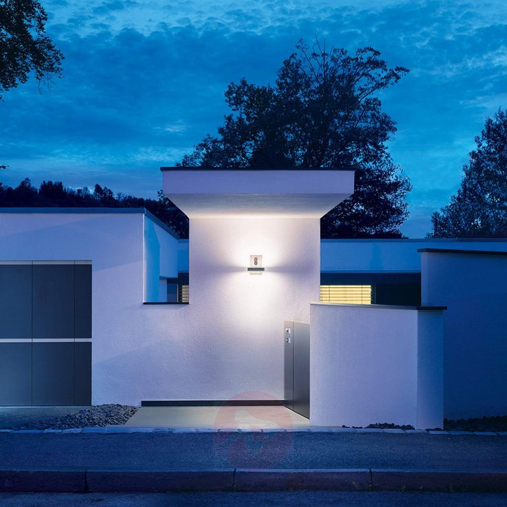 L 820 outdoor wall light Effective | Lights.co.uk