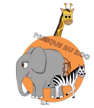 Les animaux du zoo se sont échappés et errent dans la ville… Pour les ramener dans leur enclos les élèves devront répondre à des questions de conjugaison.