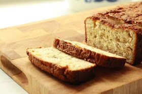Veselé Borůvky: Jogurtový chleba bez lepku