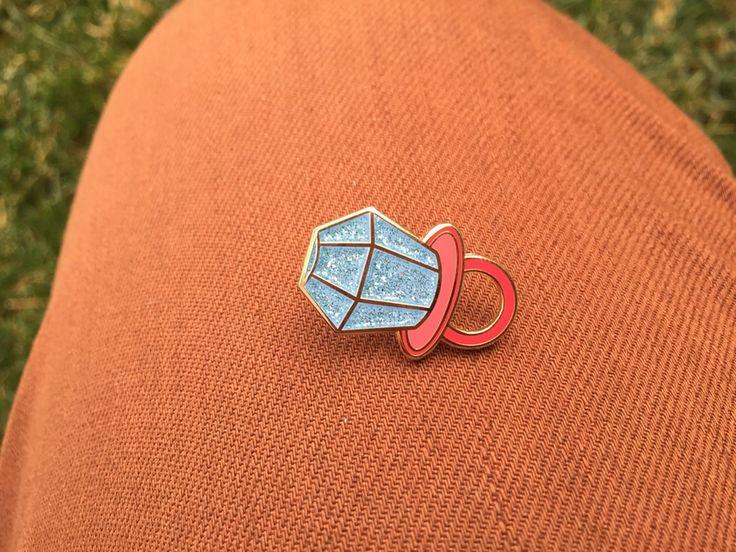 ring pop pin