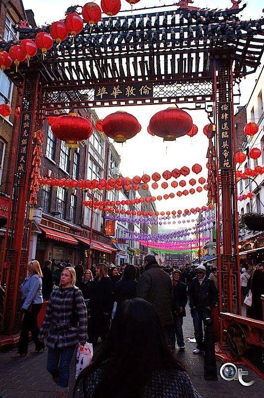 Soho - Chinatown - London
