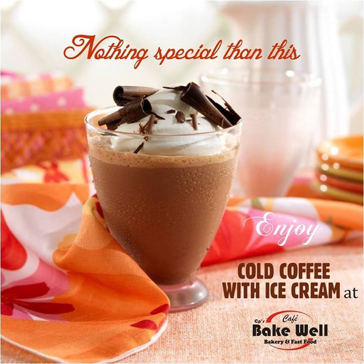 Nothing special than this Enjoy COLD COFFEE  WITH ICE CREAM at Café Bakewell  . #coffe #coldcoffee #cafe #icecream #enjoy #cafebakewell #bakewell #indorecafe #happy #family #food #enjoy #cp #crownpalace #friendship #friend #cp #clebration #party #birthday #celebrate #bakery #fastfood #bake - http://ift.tt/1HQJd81