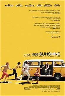 Little Miss Sunshine (2006): A family determined to get their young daughter into the finals of a beauty pageant take a cross-country trip in their VW bus.